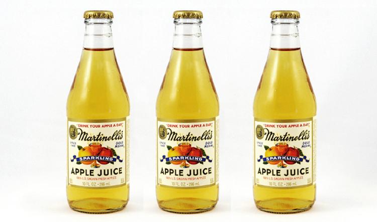 マルティネリ アップル炭酸ジュース