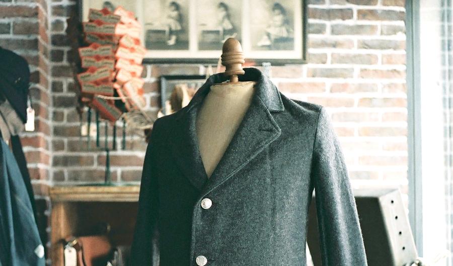 1930年代 ビンテージ プリズナージャケット