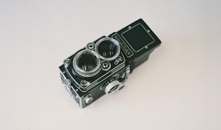 ローライフレックス カメラ