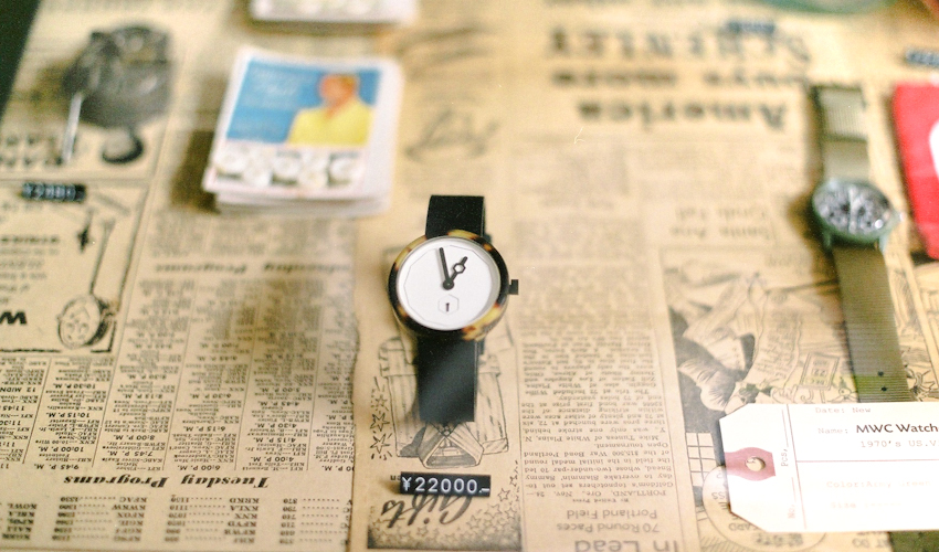 商品入荷: AARK Collective 腕時計