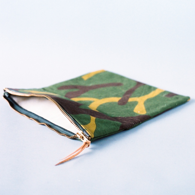 Camouflage Clutch bag (1 - 1)-2