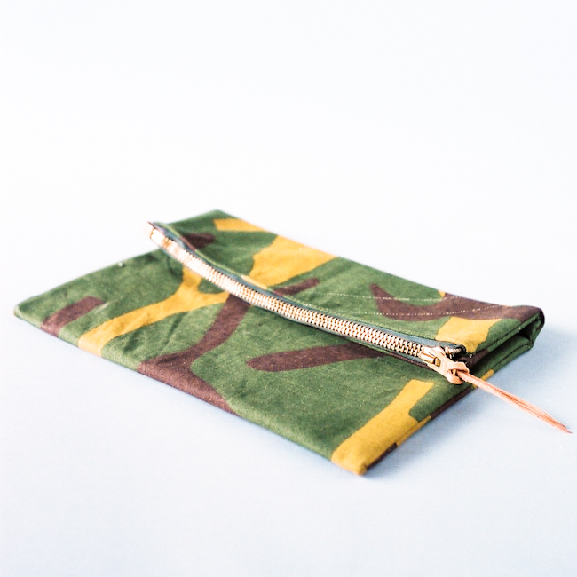 Camouflage Clutch bag (2 - 4)