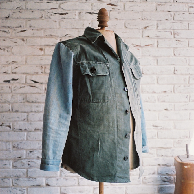 bi-color army shirt (3 - 2)-2
