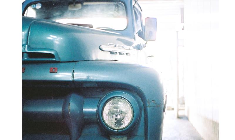 1948 to 1952 フォード F1ピックアップトラック