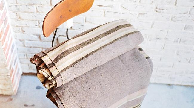 商品の紹介:ビンテージ 50年代 ストームライダー ブランケット