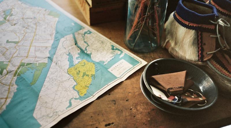 1950~60年代 ニューヨーク州 スタテンアイランド地図