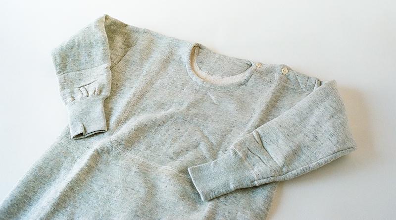 商品の紹介:デッドストック 1940′s スウェットシャツ