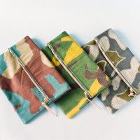 Camouflage Clutch bag (1 - 4)