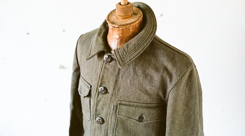 フランス 50年代 ハンティングジャケット