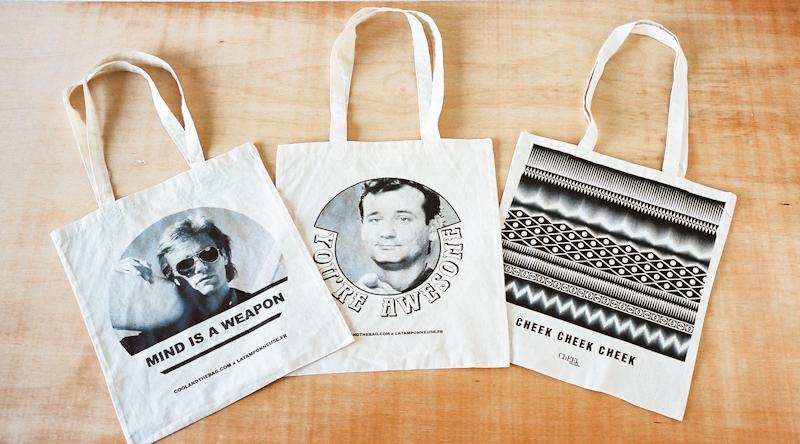 cool the bag -3