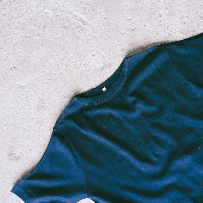 Italina Navy T-shirt-3