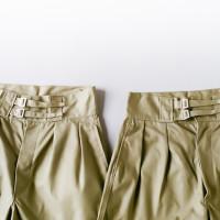 Ghurka SHORTS beige-2