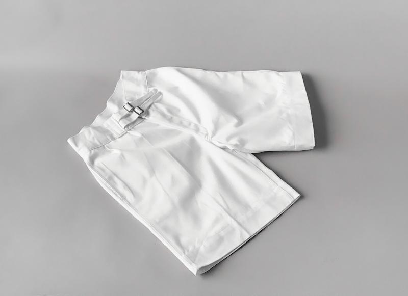 Ghurka Short white -12