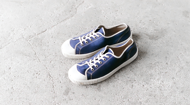 Italian Canvas Ladys Shoes -8