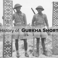 ghurka shorts 11-2のコピー