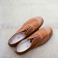 British Brown Shoes-1