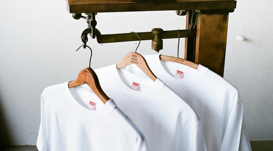 商品の紹介:ビンテージ 1990′s ホワイト Tシャツ