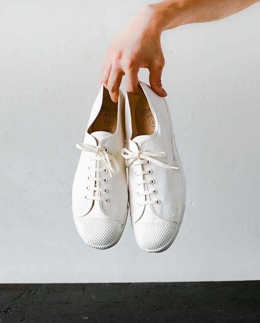 Uk White Shoes-4