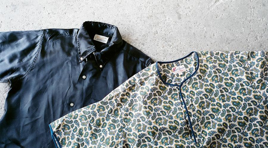 商品の入荷:ビンテージ  半袖シャツ類など