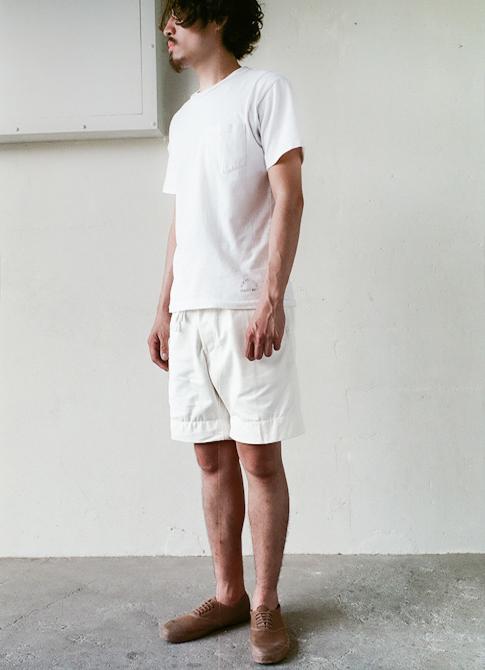 White Gurkha Short-2