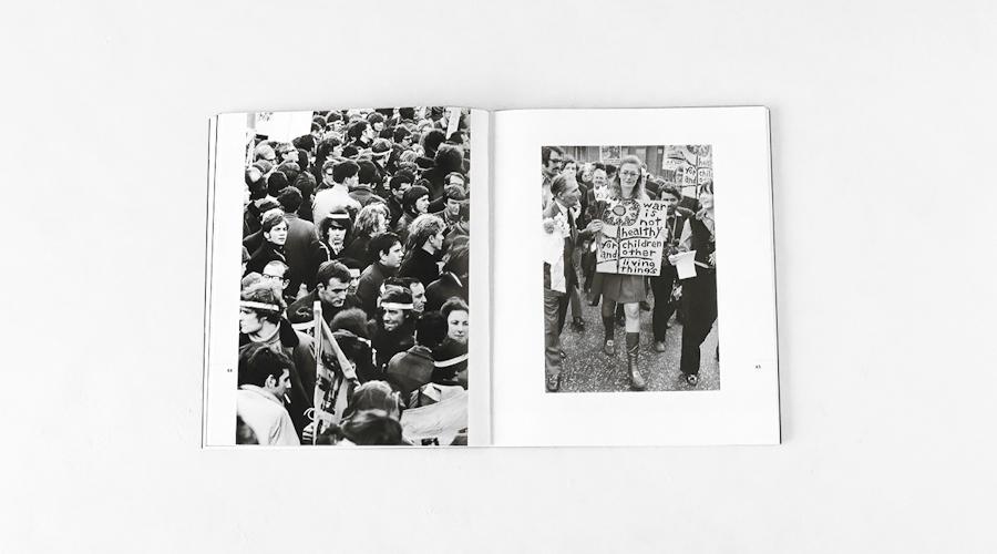 本の紹介:『in the sixties』 写真集 by Frank Habicht