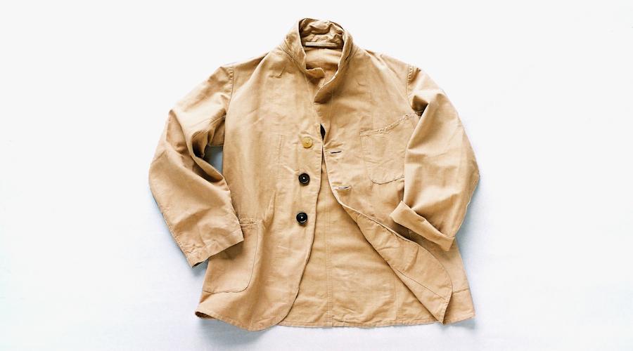 1940年代 フレンチ リネンワークジャケット