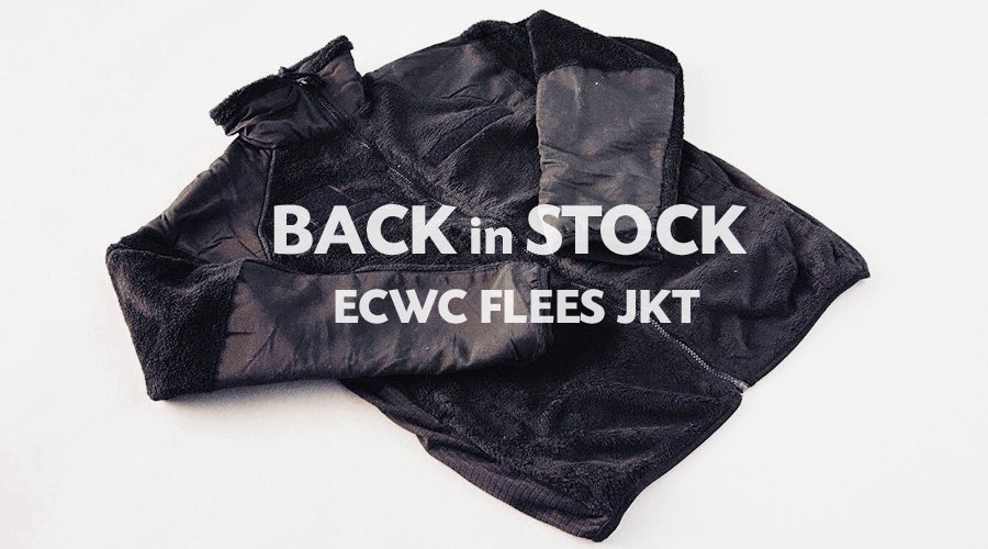 ECW Flees back in stock-4