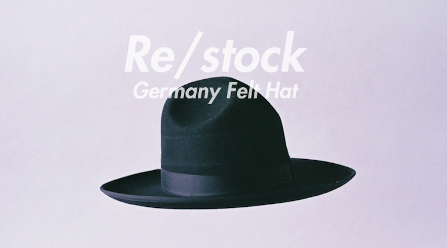 商品の紹介 : ドイツ『ツィマーマン』ハット 再入荷