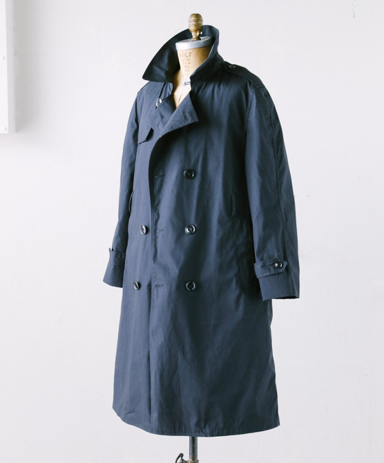 US Trench Coat Blk-8