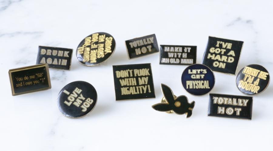 Bad Word pins-12