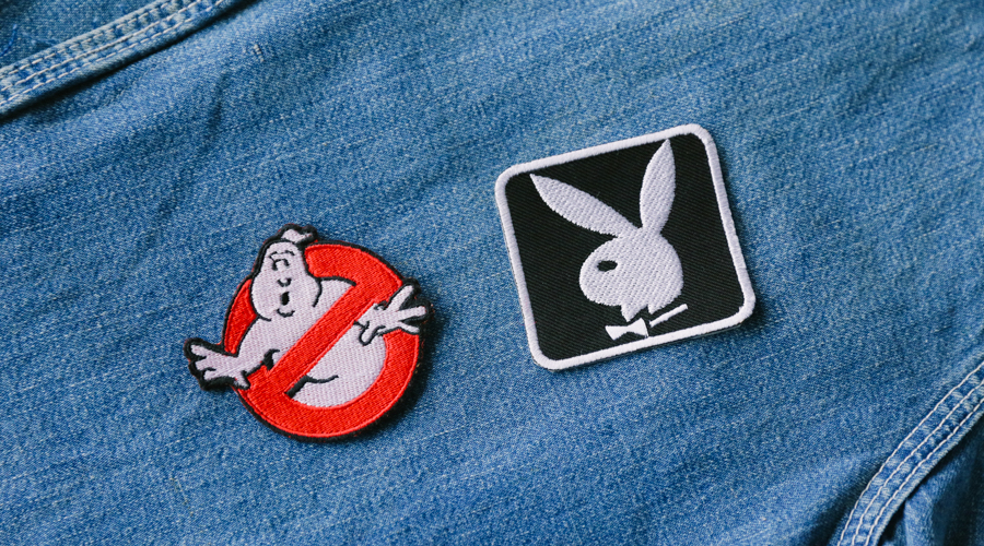 Ghostbuster patch-1