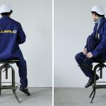 商品の入荷:デッドストック 1970年代 スウェーデン ワークジャケット