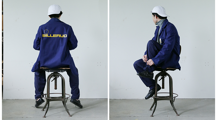 Swedish work jkt