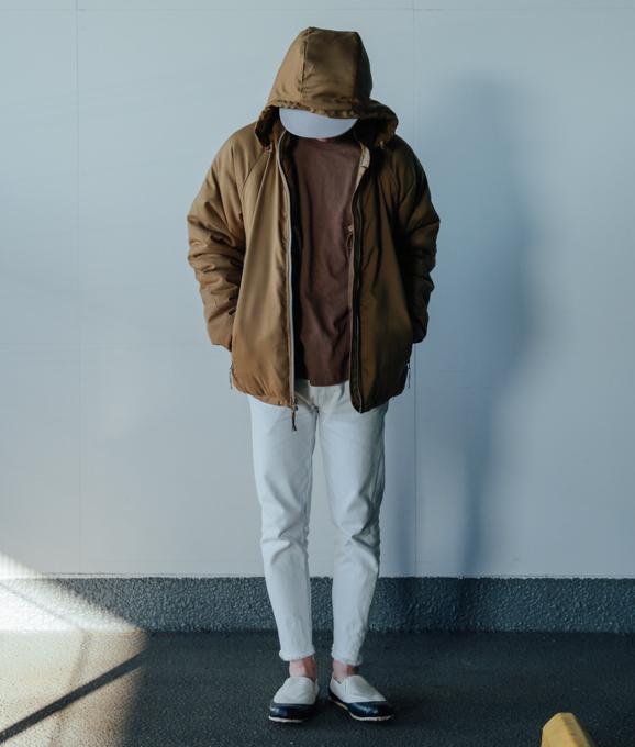 ECWC brown Jacket-5