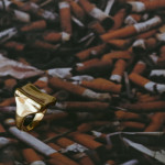 商品の再入荷:FIFTH オリジナル ゴールド&シルバー リング