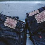 商品の入荷:リーバイス501 ブラックデニム (Fifth スリムフィットモデル)