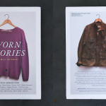 書籍の紹介:Worn stories by Emily Spivack