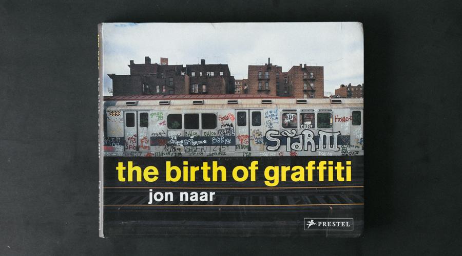 Birth of graffiti book-1