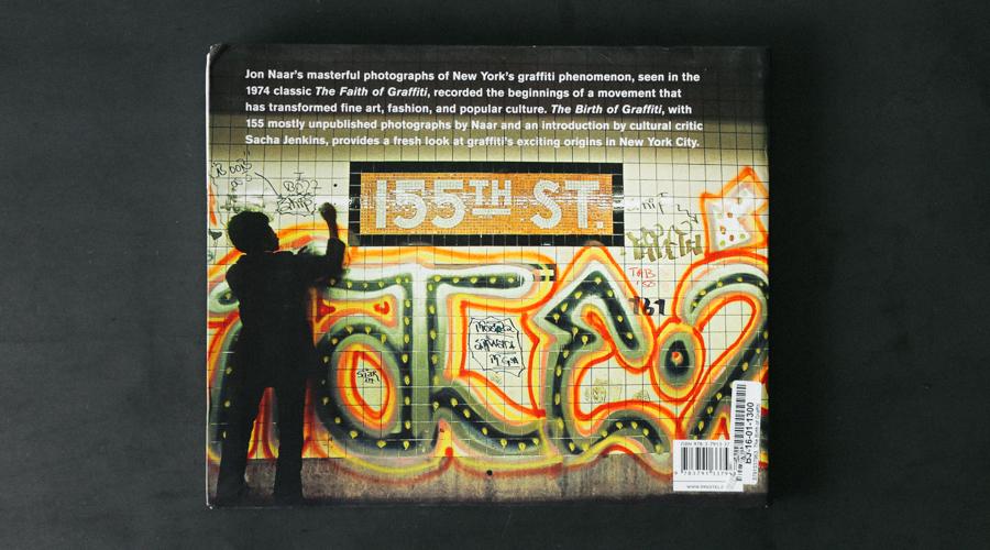 Birth of graffiti book-2