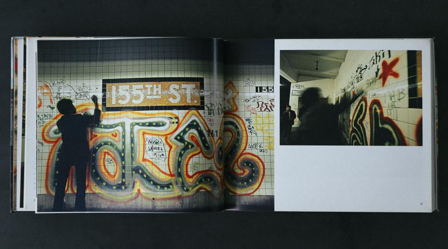 Birth of graffiti book-6