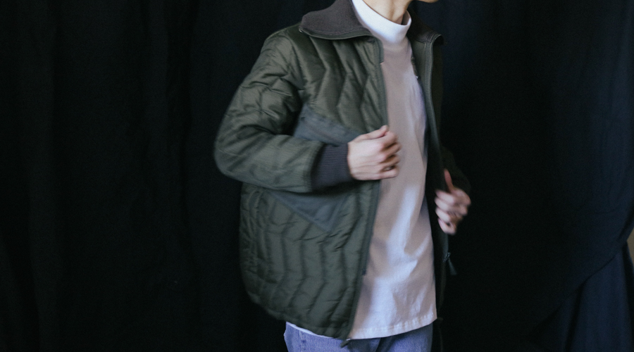 Germany Quilting JKT-1