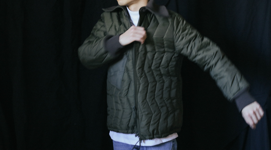 Germany Quilting JKT-3