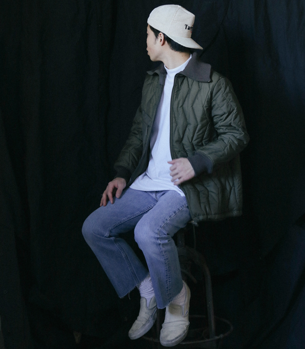 Germany Quilting JKT-4