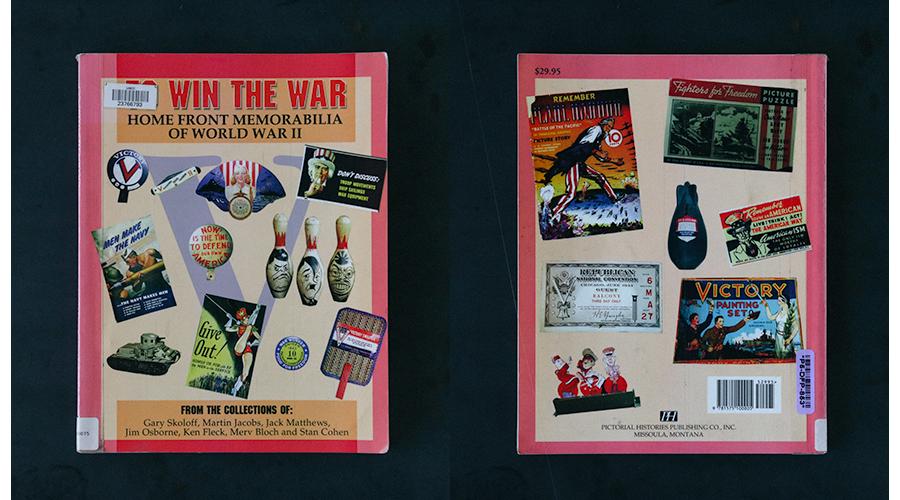 win the war book