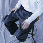 商品の入荷:TUKI Karate Pants(Indigo / Blue Black / Ink Blue)