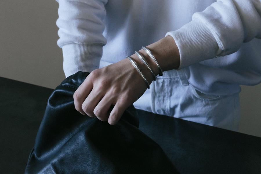 Bracelet silver africa-1