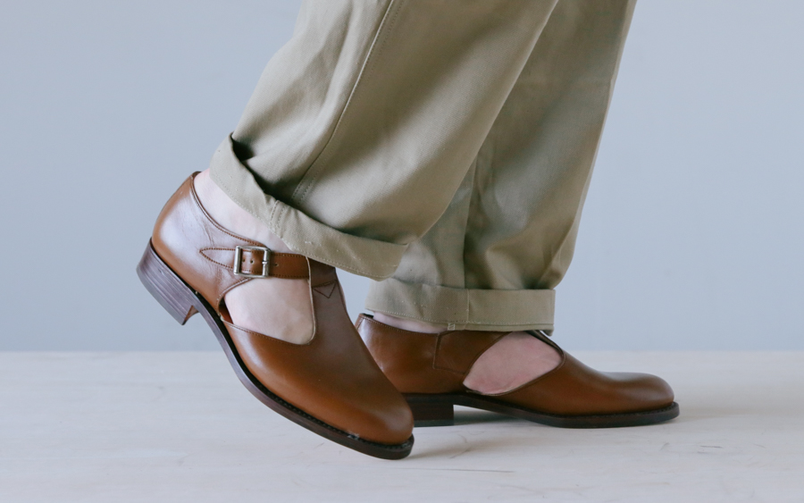Leather Sandales-16