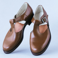 Leather Sandales-5
