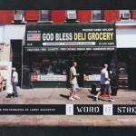 書籍の紹介:The Word on the Street: The Photographs of Larry Racioppo