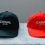 商品の入荷:CANAL New York (キャナル・ニューヨーク) Tシャツ、CAP、コーチジャケット